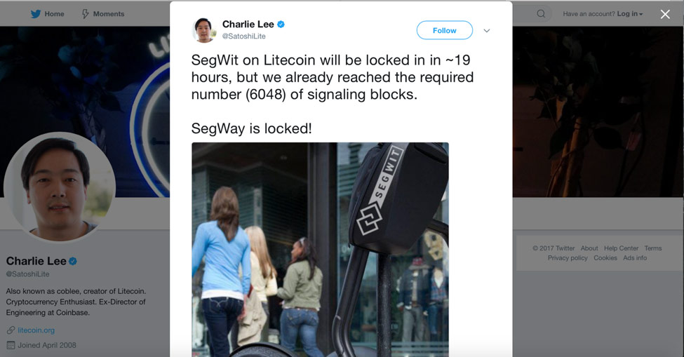 Litecoin SegWit Activation: What You Should Know - Genesis Mining