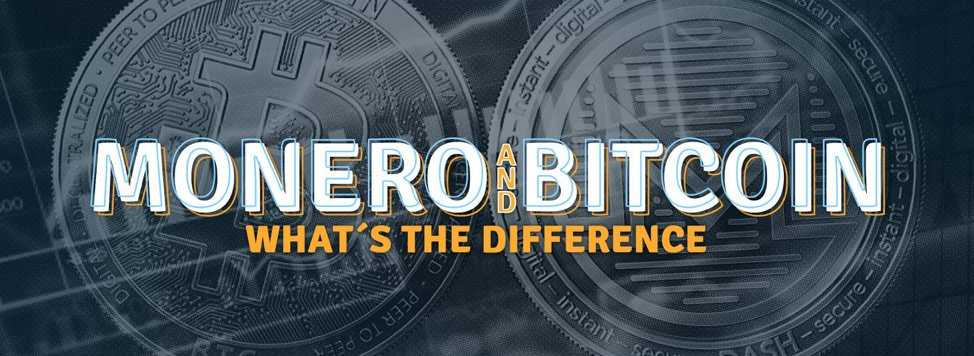 Monero and Bitcoin: What's the Difference? - Genesis Mining